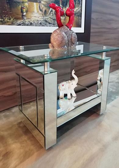 mesa de centro de vidrio para sala por mayor lima