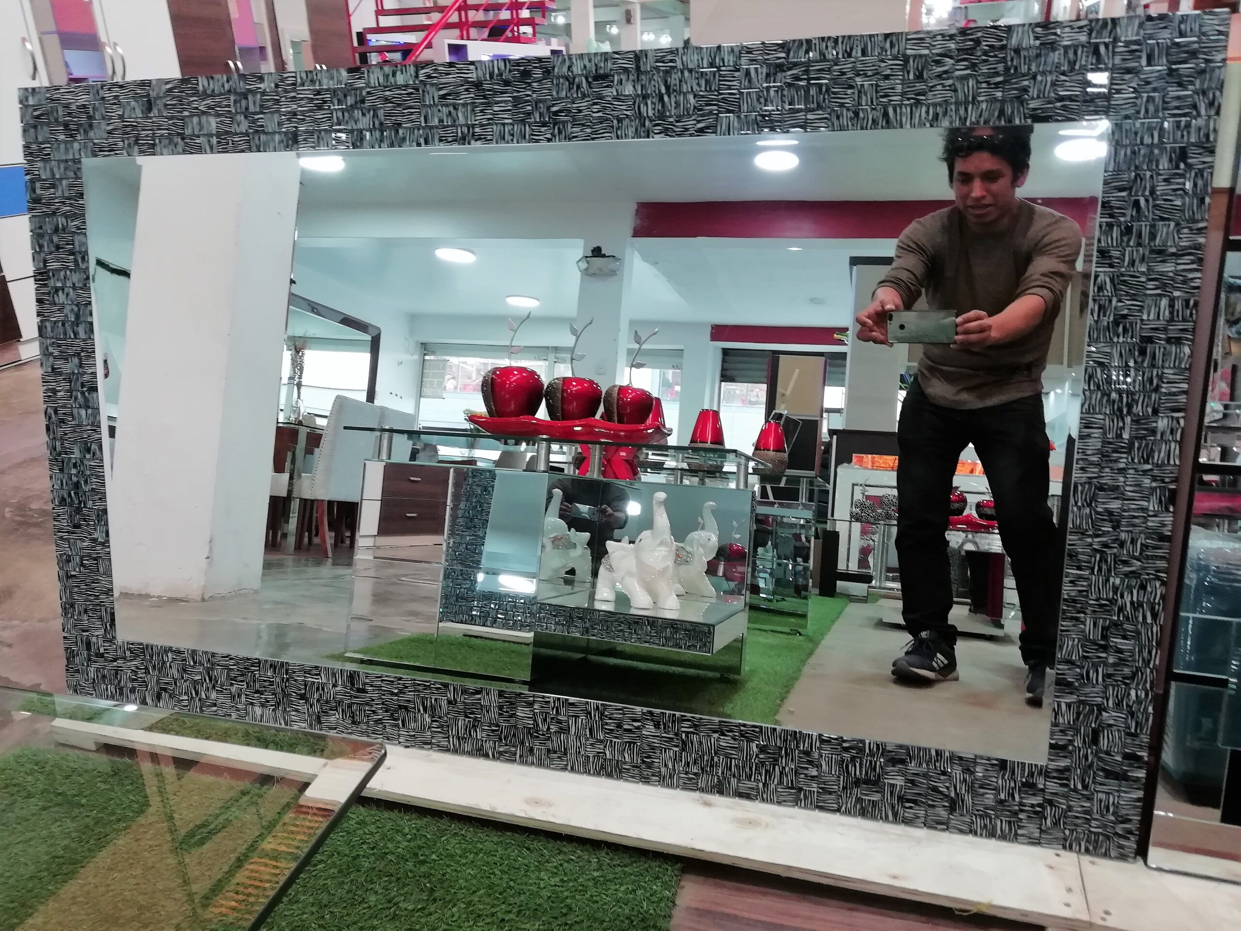 espejos decorativos biselados