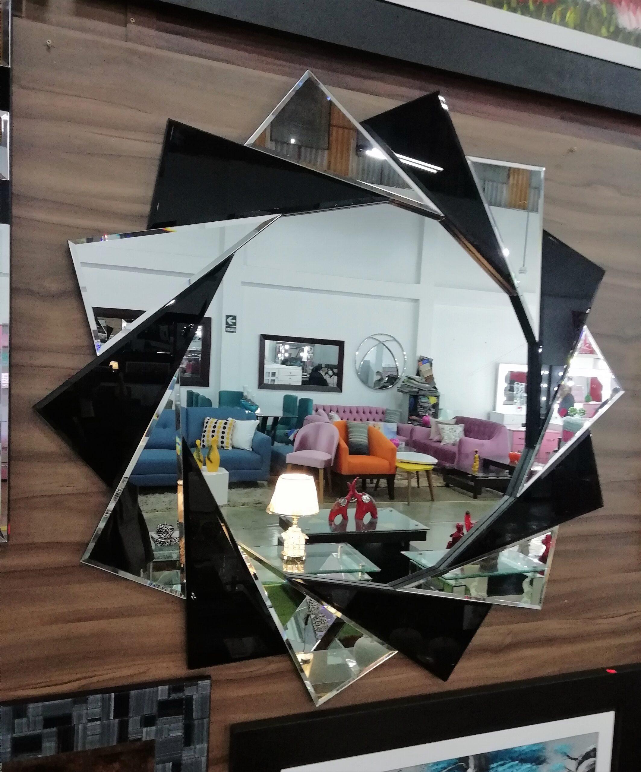 espejos decorativos espiral