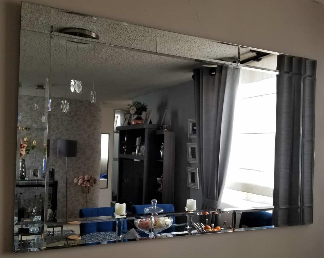 venta de espejos de sala